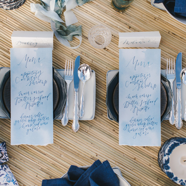 Styled Shoot / Bali Blue